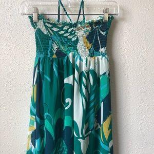 H&M Halter Top Dress